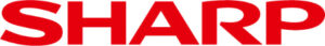Sharp_Corporate Logo_RGB_Red_Logo_White_Back_150dpi